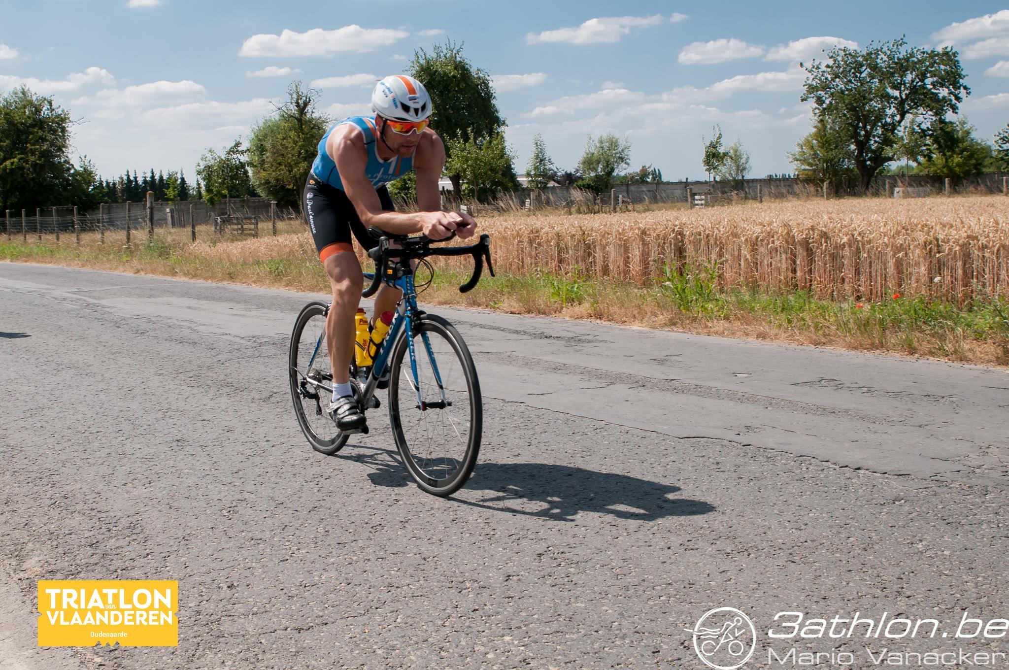 Triatlon van Vlaanderen (08/07/2018)