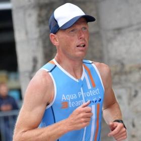 Halve triatlon Deinze - Dave Maertens (26/8/2018)